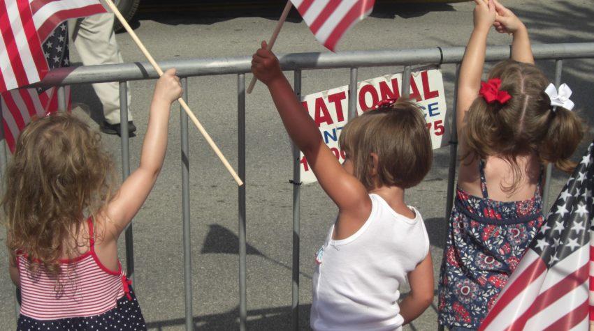 Delaney Fourth of July