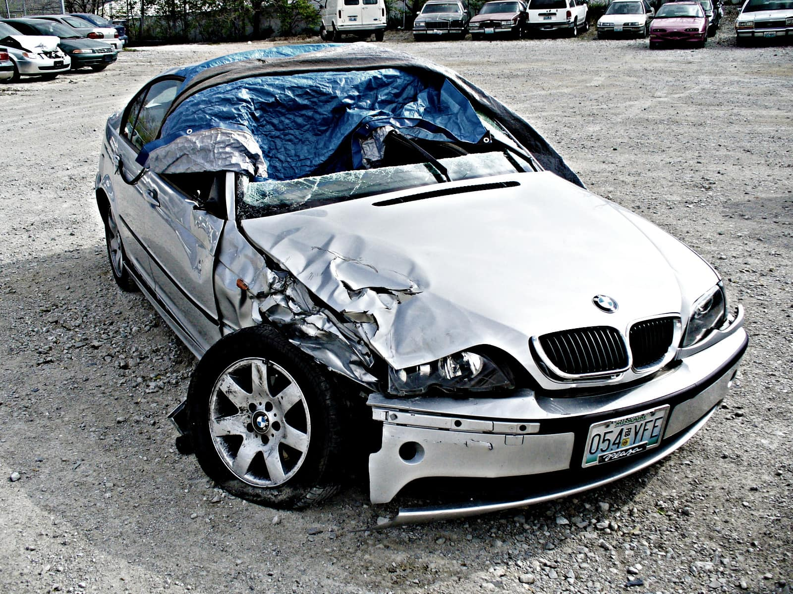 A car accident shifts my perspective - Pretty Extraordinary