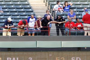 A Baseball Dad reacts to Tragedy at Texas Rangers Game