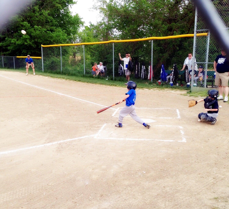 Cooper Baseball 8U