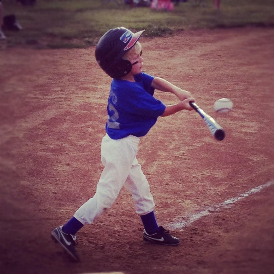 Cooper Double Baseball