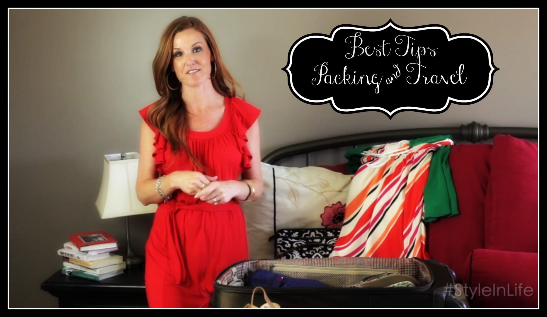 Travel Tips: Packing Made Easy - Keeping Style In Your Life - ExtraordinaryMommy