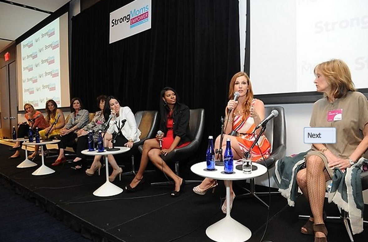 Strong Moms Empower Summit Panel