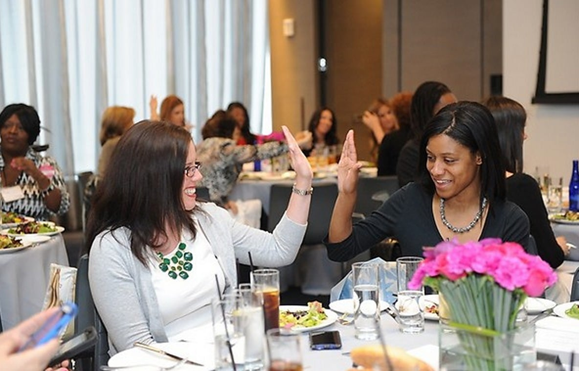 Strong Moms Empower Summit High Five