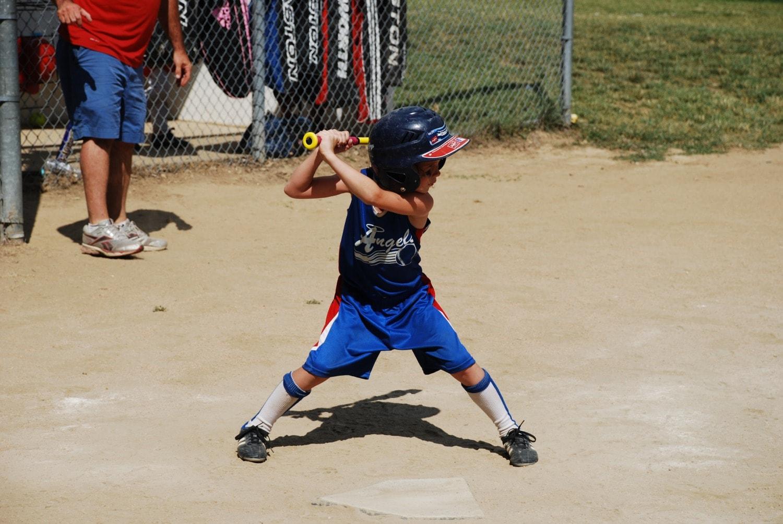 Delaney Softball Batting