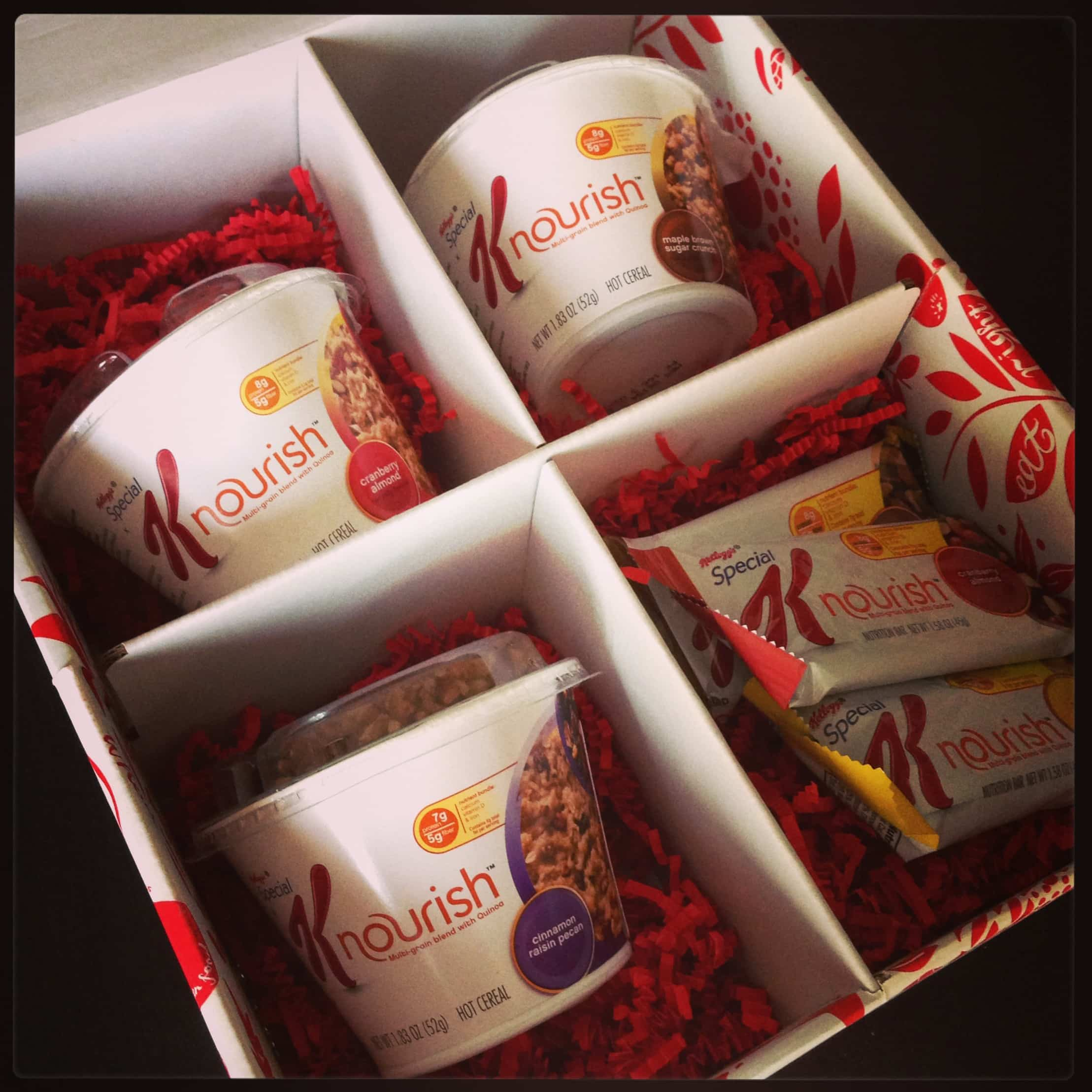 Special K Nourish Hot Cereal and Bars