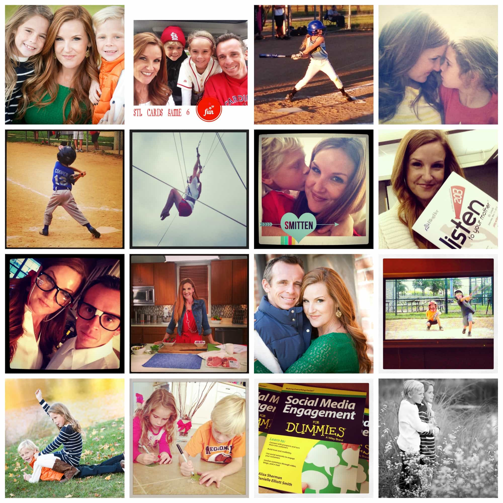 Gratitude Collage 2013