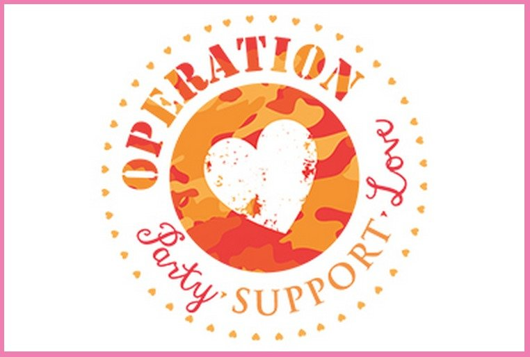 Operation Shower: Party. Support. Love