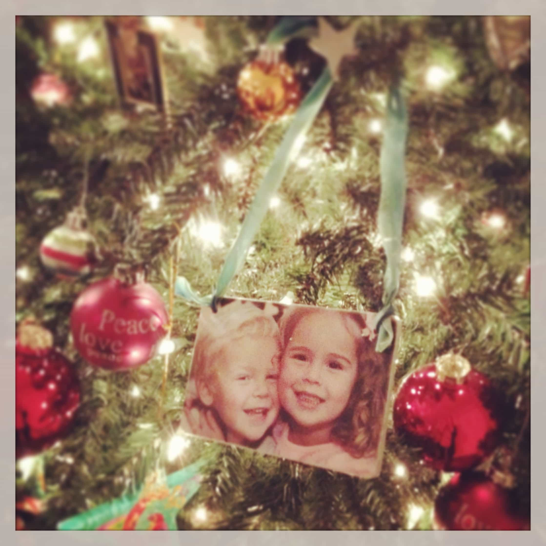 Memory Lane Ornaments