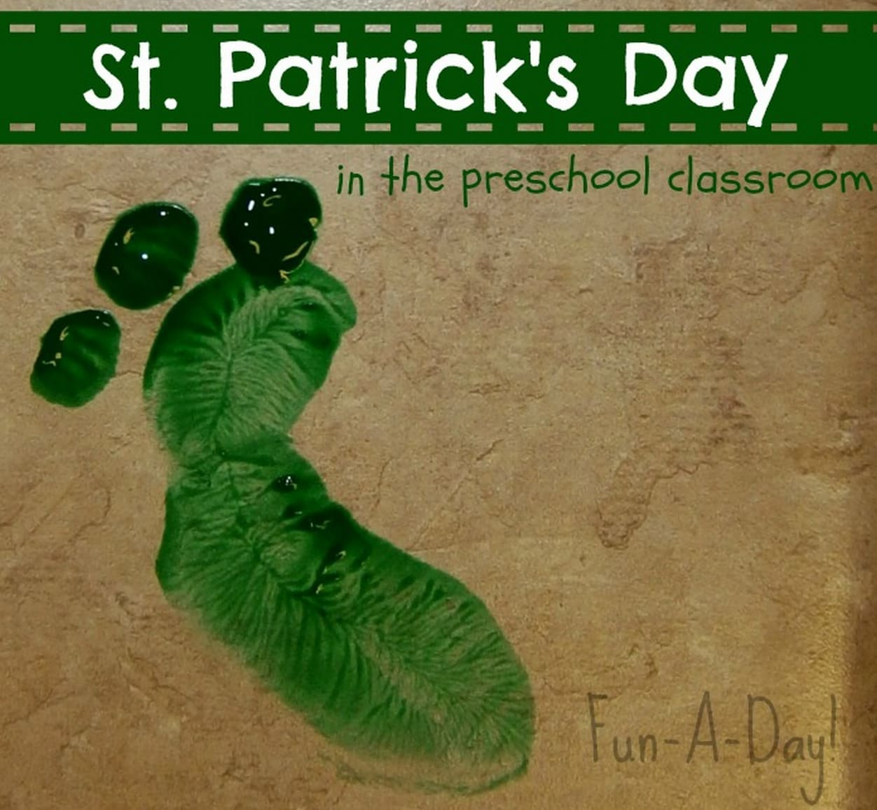 10 Super Easy Last Minute St. Patrick\'s Day Crafts You Can Do With ...