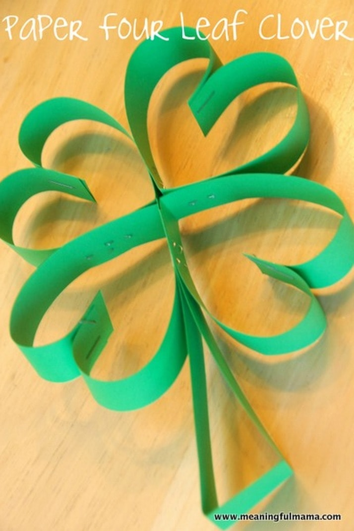 Charming St Patricks Day Crafts Part - 7: 10 Super Easy Last Minute St. Patricku0027s Day Crafts1