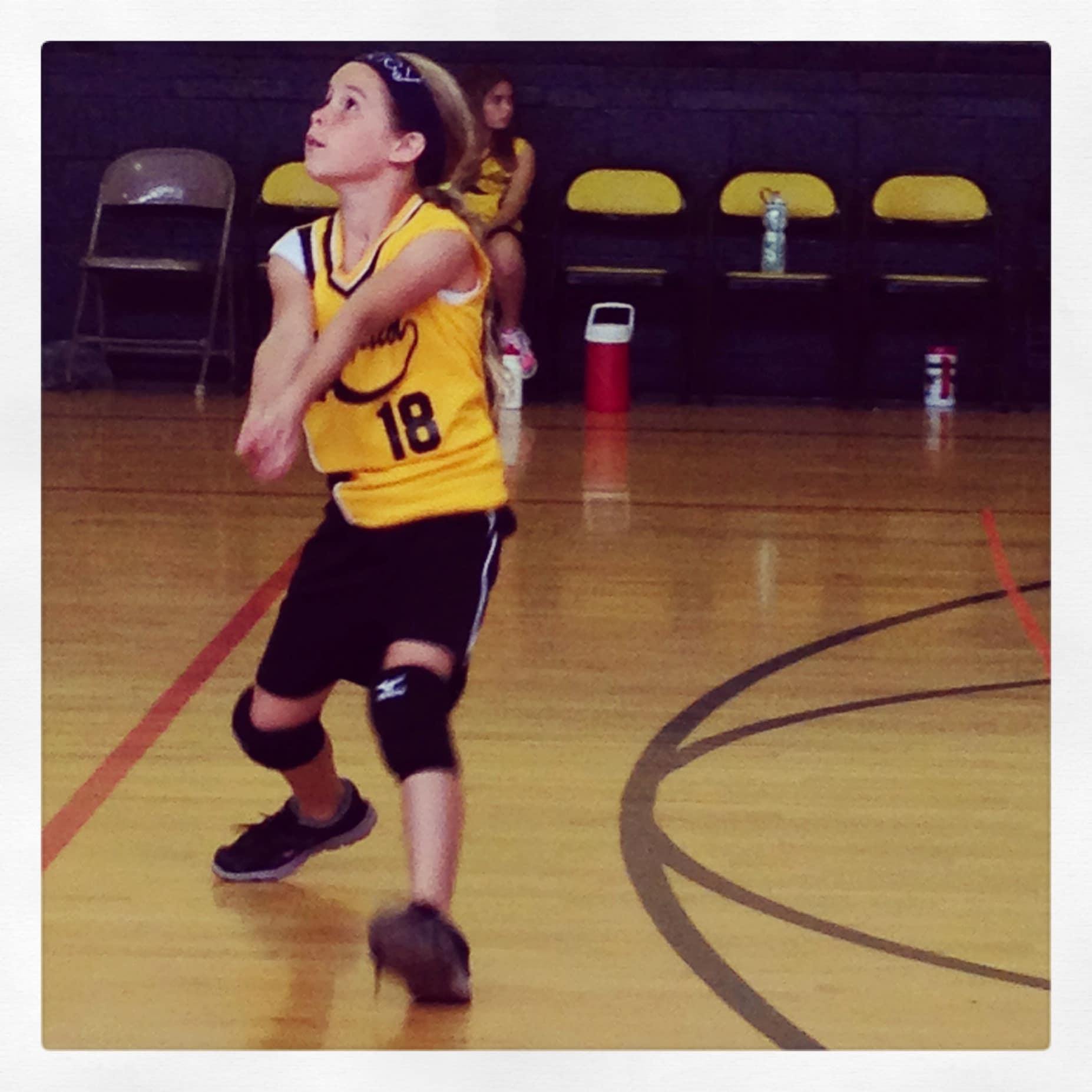 Delaney Volleyball