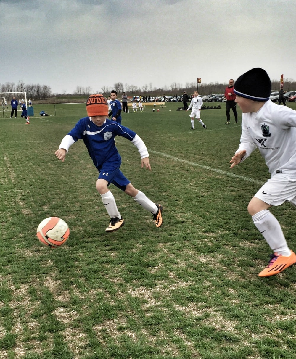 I Love To Watch You Play - The Six Words Your Child Needs To Hear - Cooper Soccer