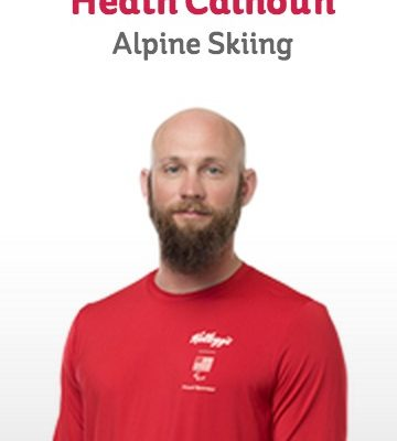 An Interview with Paralympian Heath Calhoun: Join Us On G+ Wednesday 3/19 12 CST