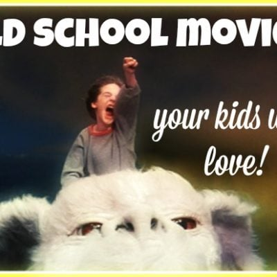 10 Old School Movies Your Kids Will Love