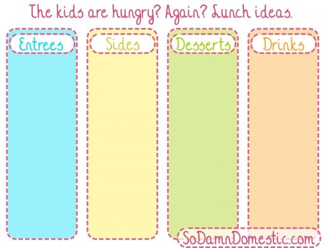 http://www.extraordinarymommy.com/blog/wp-content/uploads/2014/05/SDD-Printable-Lunch-Ideas-Chart-menu-style.jpg