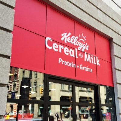 Cereal: It's What's For Breakfast (Think Protein and Grains!)