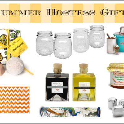 The Very Best Ideas for Summer Hostess Gifts
