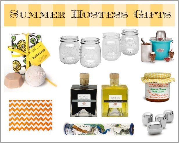the very best ideas for summer hostess gifts - pretty extraordinary