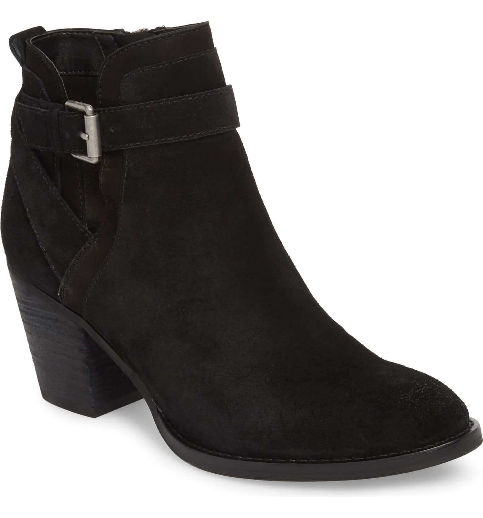 Fall Capsule Wardrobe - The Only 7 Pieces You Need - Black Bootie