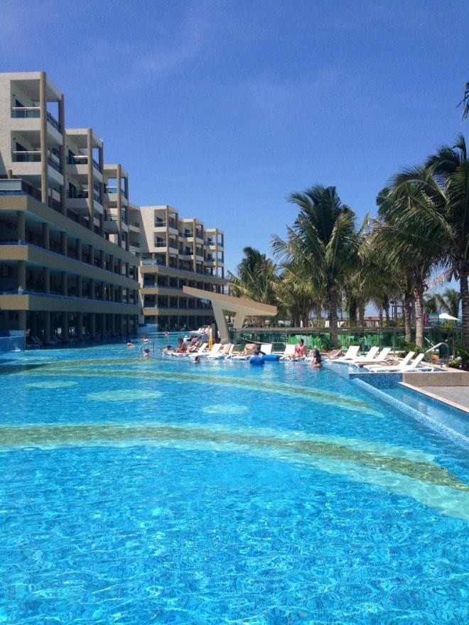 Generations Riviera Maya Pool