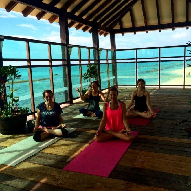 Generations Riviera Maya Yoga