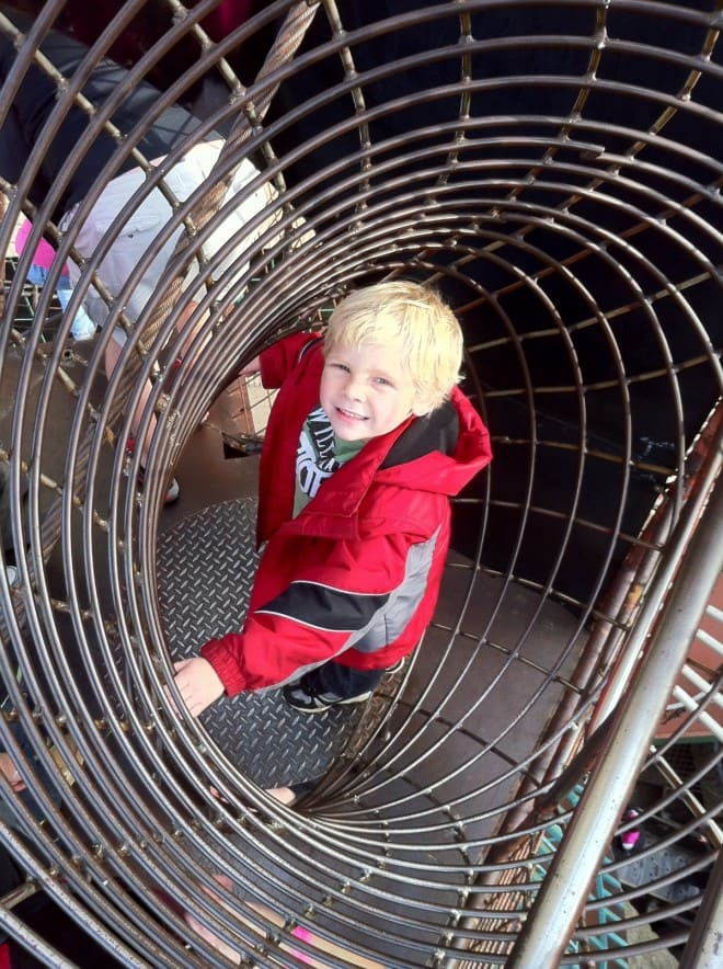 Best Attractions in St. Louis: City Museum