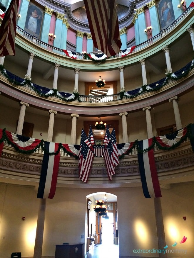 Best places to visit in St. Louis: The Old Courthouse
