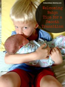 Welcoming Baby: Tips for a Smooth Transition