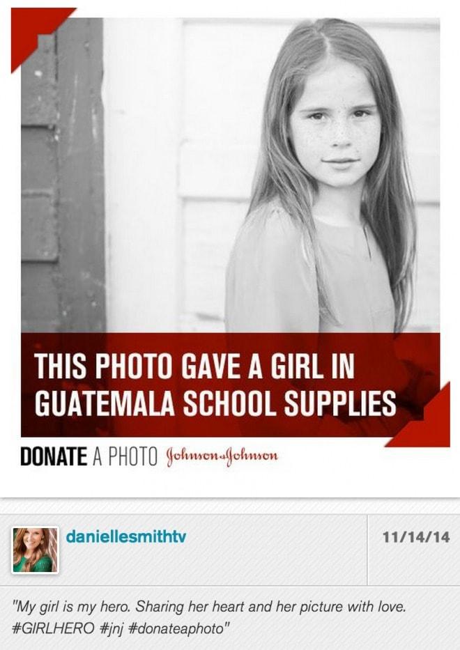 Donate A Photo Delaney