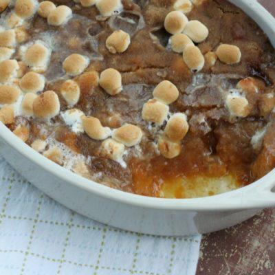 The Very Best Sweet Potato Casserole