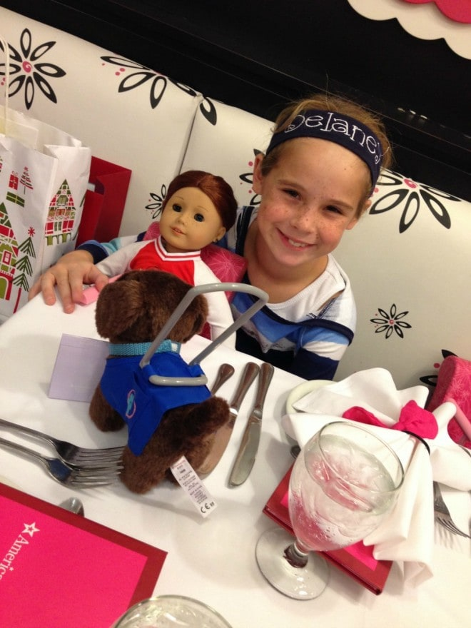 SHARE THE WONDER OF THE HOLIDAYS - American Girl - Delaney