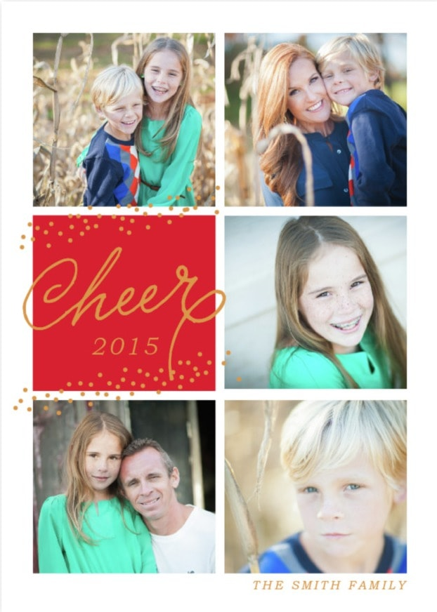 On the Hunt for the Perfect Holiday Card: Think Minted