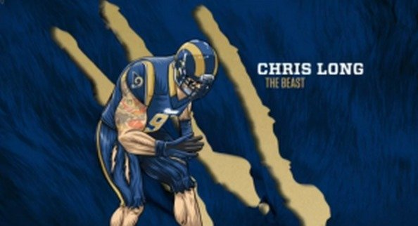 Chris Long The Best Defend Our Turf St. Louis Rams
