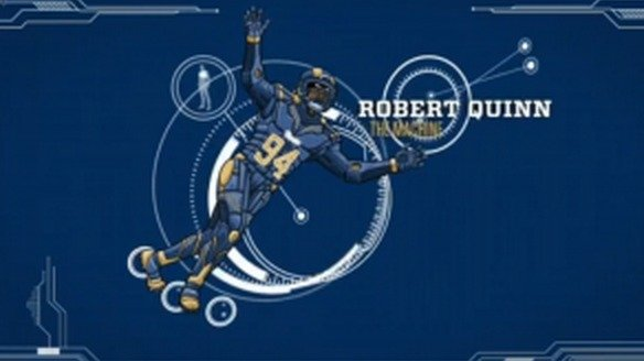 Robert Quinn Chris Long The Best Defend Our Turf St. Louis Rams