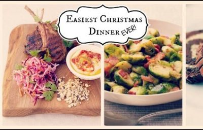 Easy Christmas Dinner Recipes