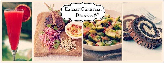 easiest christmas dinner - Easy Christmas Dinner Recipes