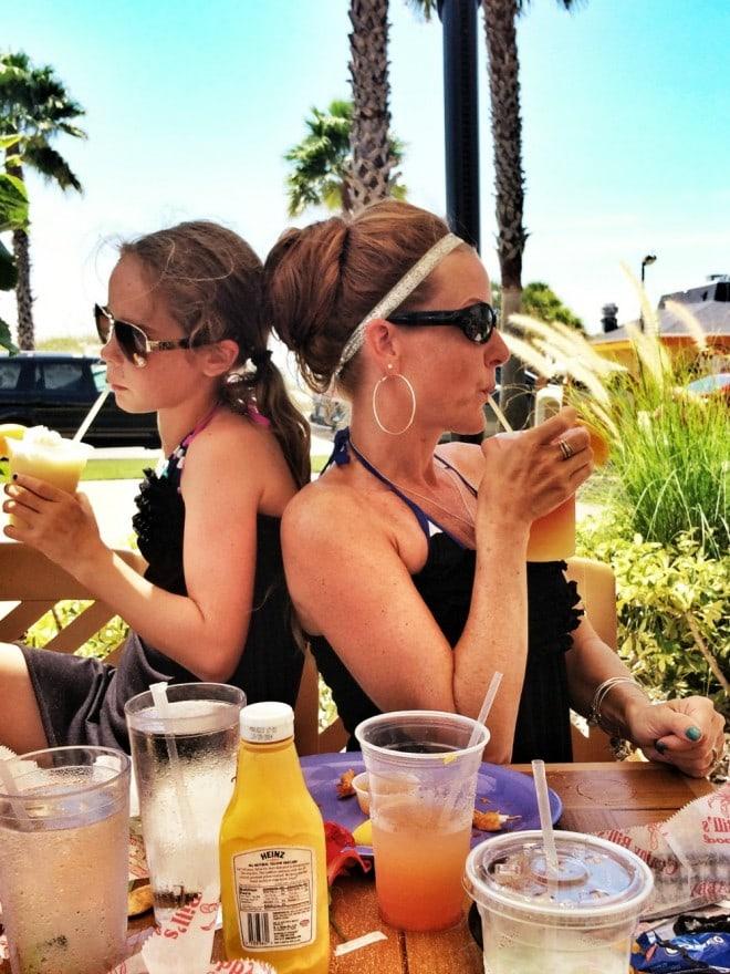 Delaney Mom Vacation Drink