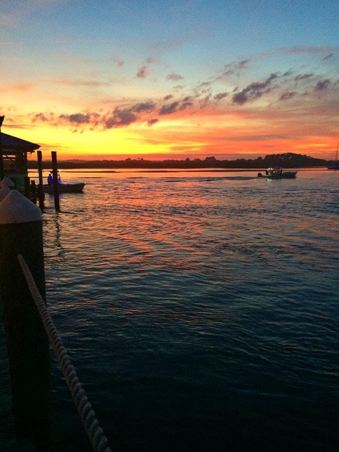Sunset Daytona Beach