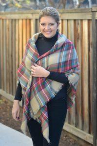shawl blanket scarf