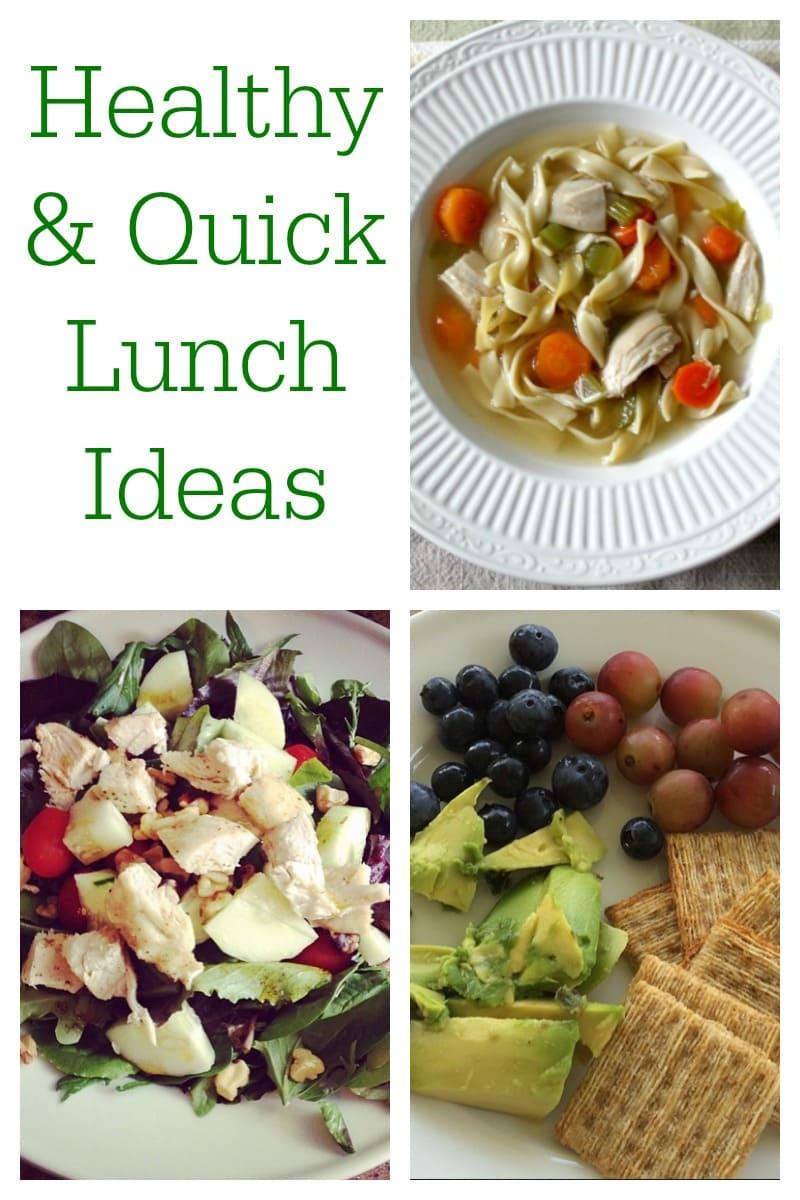 good quick lunch ideas. creating a healthy \u0026 quick lunch! good lunch ideas r