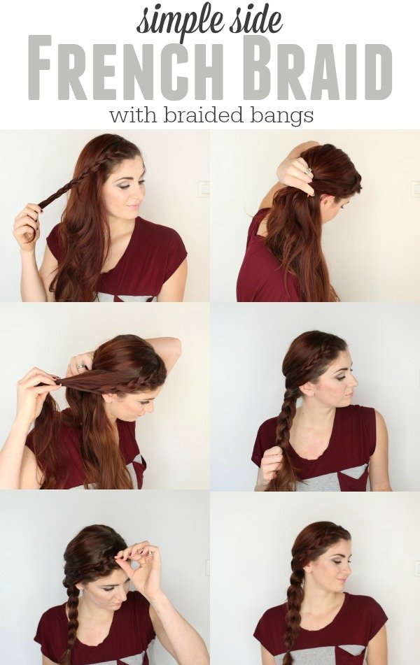 Fantastic 3 Easy Winter Braids That Will Spruce Up Your Hair Style Schematic Wiring Diagrams Amerangerunnerswayorg
