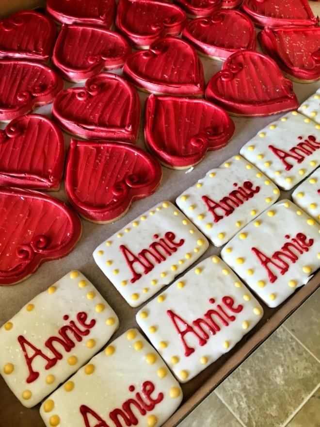 AnnieMovie Cookies