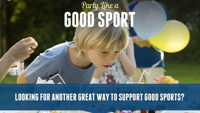 Party Like a Good Sport