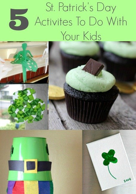 5 St. Patrick's Day Activities To Do With Your Kids