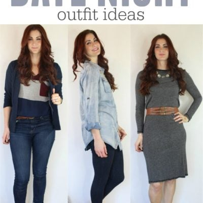Style: Day to Night 'Date Night' Outfit Ideas