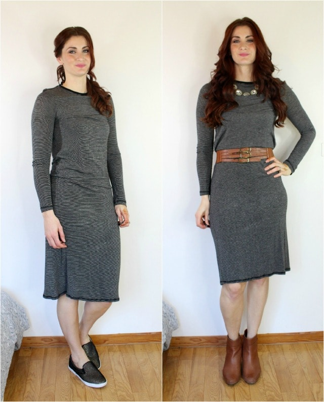 day to night outfit idea dress
