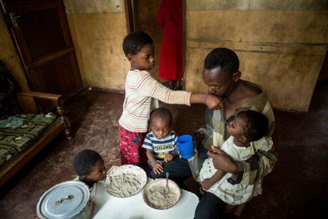 Launch of Nutrilite Little Bits Power of Five campaign. Zambia.