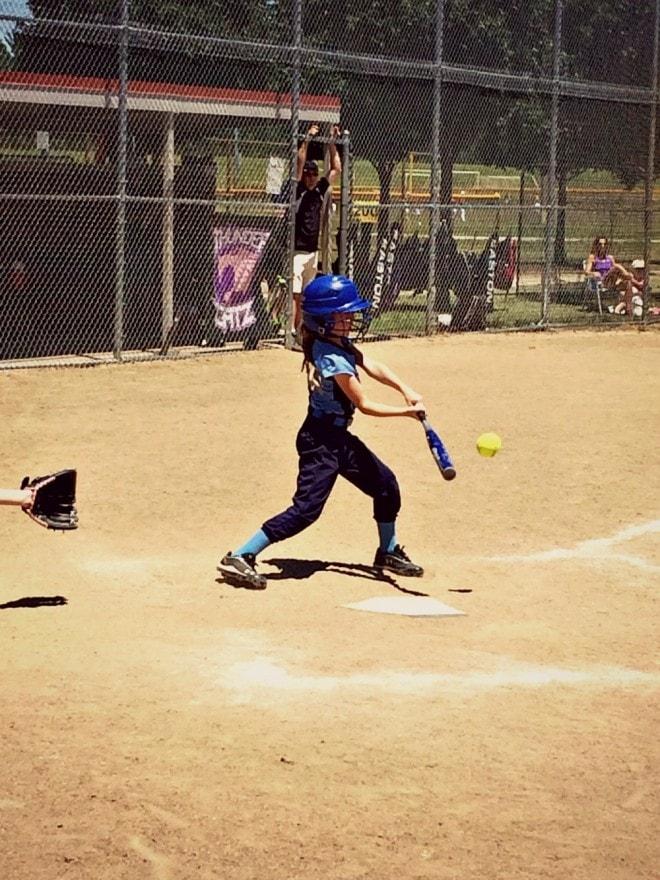 Delaney Softball Smash 2014