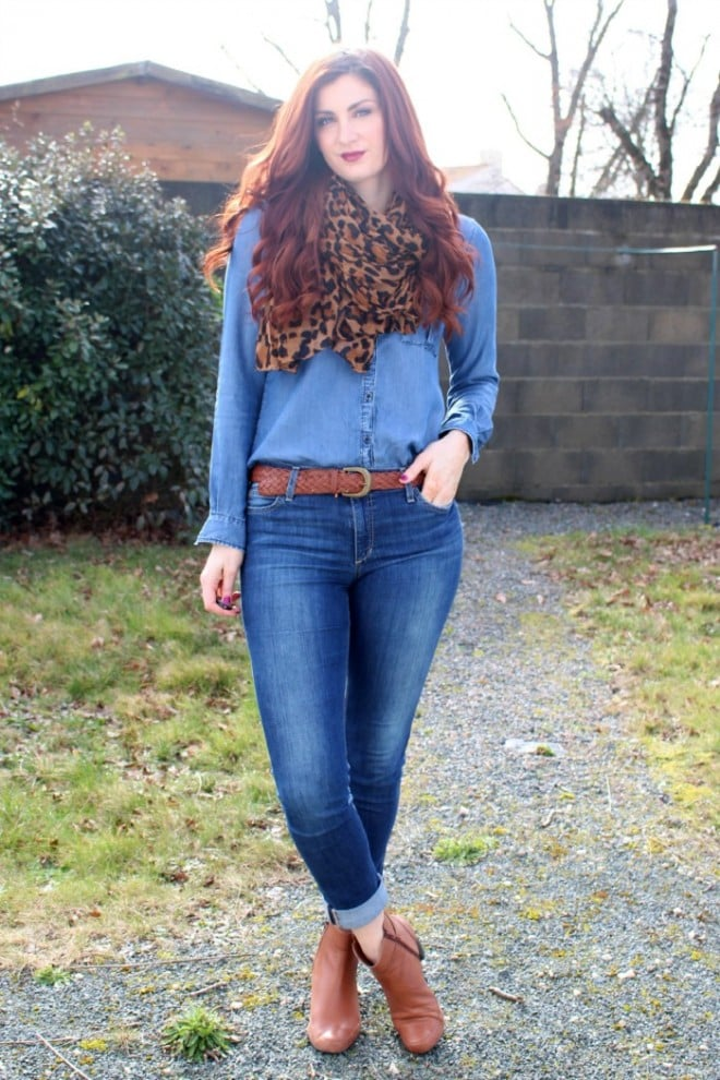chambray for spring